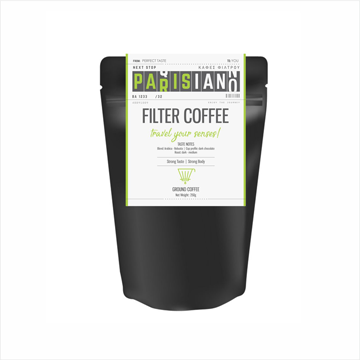 Filter Coffee |  Strong Taste & Body
